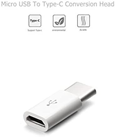 Jadebin Type-C to Micro USB Adapter for OnePlus 2, Letv Le 1S, Nexus 6P and More