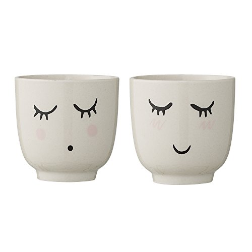 Bloomingville Becher Smilla 2er Set