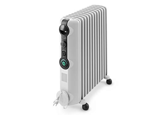 De'Longhi Radia S - Radiador con Comfort Temp, 12 elementos,...
