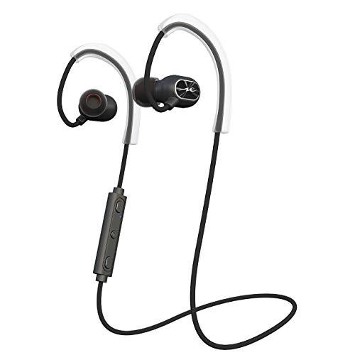 ラディウス radius ワイヤレスイヤホン : Bluetooth対応 IPX6防水 耳掛け可能ス…