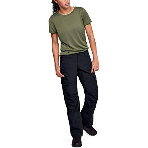 Under Armour Women's Tactical Patrol Pants II , Black (001)/Black , 12