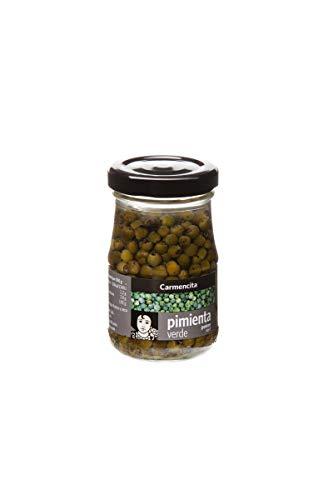 Pimienta verde en salmuera Carmencita, 60 g