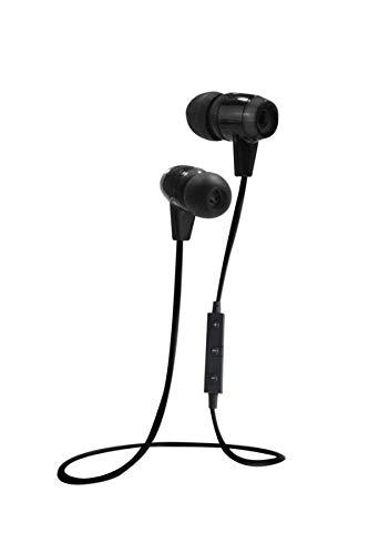 Bytech Bluetooth Earbuds, Black, BYAUBE110BK