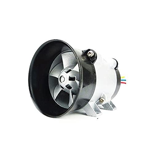 YMXDXTY Coche Auto Turbina eléctrica Turbo Cargador Aire Admisión de Aire Turbo...