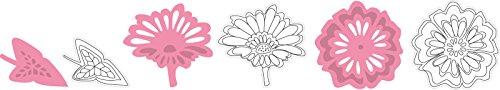 Marianne Design - Scrapbooking für Kinder in Pink, Größe 4.7 x 3.3 x 0.4 cm