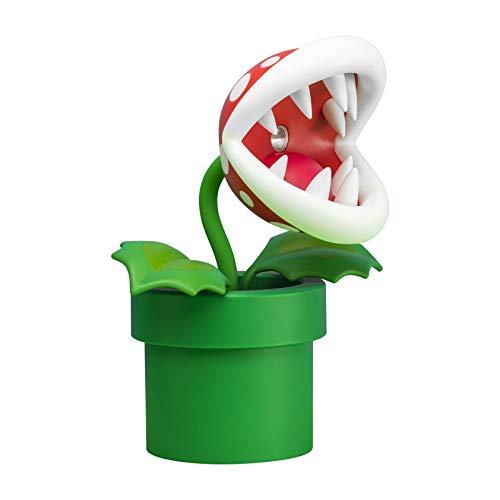 Paladone Super Mario - Piranha Plant Posable Lamp BDP (PP6348NN)