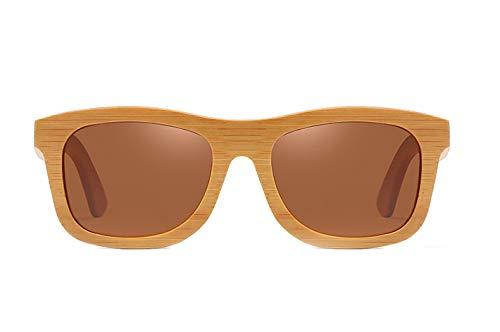 DAV. Gafas de sol de madera,unixes hombre y mujer.