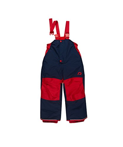 Finkid Toope Pant Kids navy/red Größe 110-120 2016 Outdoor Hose