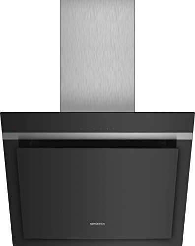 Siemens LC67KHM60 iQ300 Wand-Esse / 59 cm / LED-Beleuchtung / Extrem Leise / TouchControl / schwarz