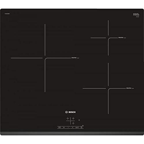 BOSCH 1600036804 Plaque PUJ631BB2E 3INDUCTION Zone 28 cm, Noir