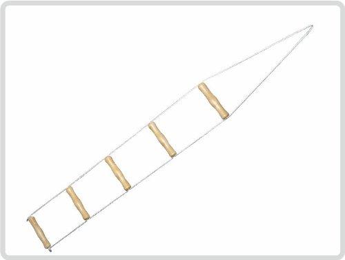 Bettleiter, Strickleiter, Aufrichtehilfe 130 cm lang * Top Qualität zum Top Preis*