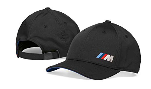 BMW M Cap Kappe Mütze M Power M Perfomance Black Edition Modell 2020/2022