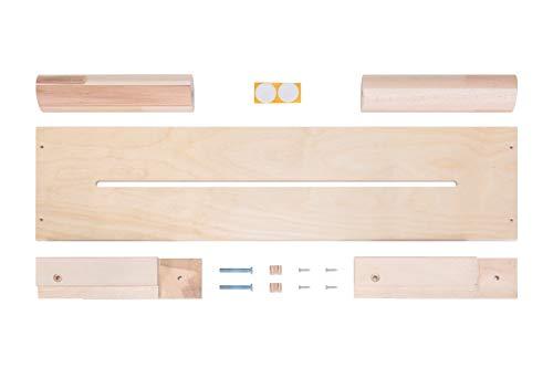 Gigapur 29661 20 cm Verlängerungsset für G1 Bettbreite 80 cm
