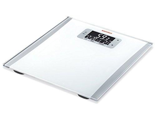 Soehnle 63806 PWD Easy Control - Báscula digital, color blanco