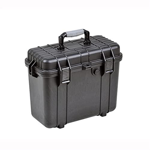 Caja de herramientas caja de herramientas maleta resistente al impacto sellado impermeable caja plástico caja caja caja caja medidor caja con espuma precortada