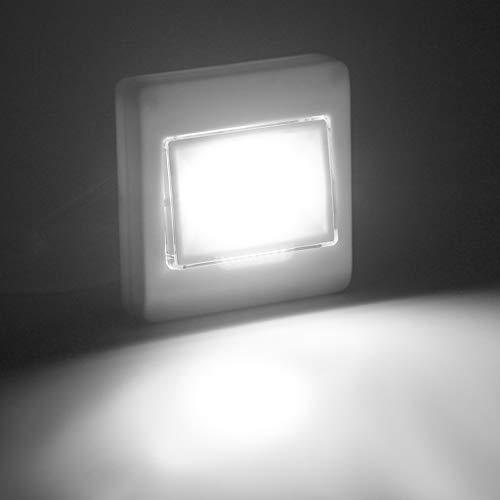 Soft Light Eye Protection Nachtlamp, Binnen/buiten Noodverlichting, Sluitingverlichting, Wandlampen, Kledingkastlampen, met klittenband, Kan aan de muur worden bevestigd