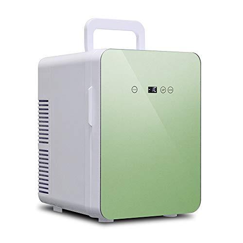 VERSOS(ベルソス ) 9L 冷温庫 ダブルペルチェ式 -9℃~60℃設定可能 AC/DC 2電源対応 家庭用 車載用 (グリーン)