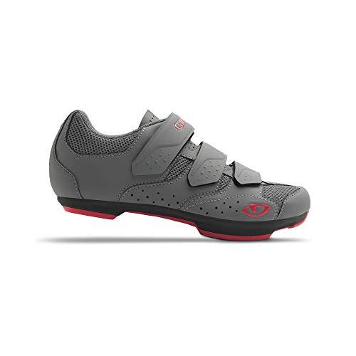 Giro Damen Rev W Rennrad Schuhe, Titanium/Bittersweet, 36