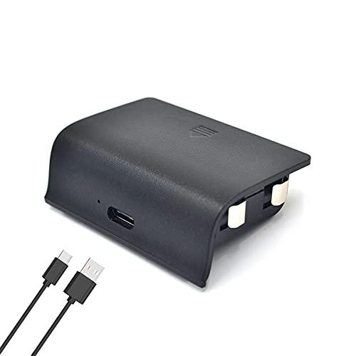 Batteria ricaricabile con kit cavo di ricarica impostato per Xbox Series/ONE S/X