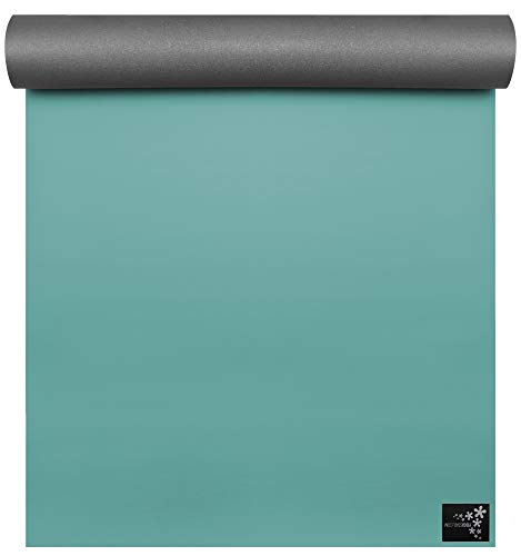Yogistar Yogamatte Ultra Grip Lagune Green/Anthracite