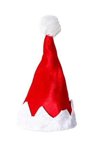 Ciffre Weihnachtsmütze Nikolausmütze Singend Tanzend Musik Wackelt hin und her X49