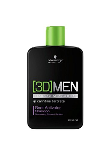 Schwarzkopf [3D] MenSion Activating Sh. 250ml-NEU