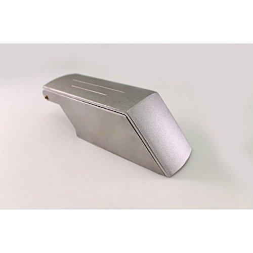 Hobel für Eis in Aluminium piallino für Granite Itchy grattaghiaccio grattarella