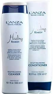 Lanza Healing Scalp Balancing Cleanser Duo Kit (2 Produtos)