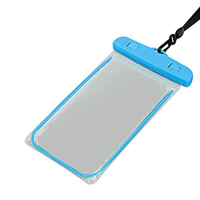 XLSTORE PVC Sealed Mobile Phone Swimming Water ...