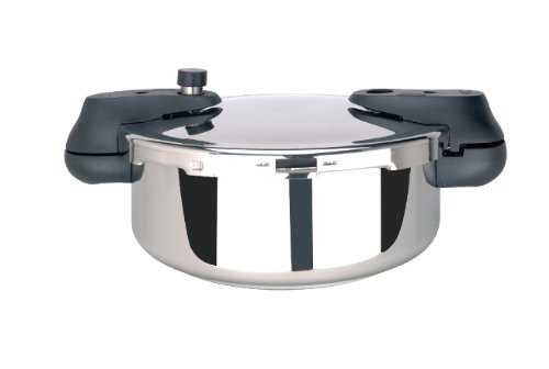 Sitram Mif 710084 - Olla a presión, 4 l, diámetro...