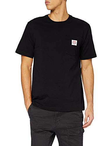 Carhartt Herren K87 Icon Tee T-Shirt, Black, XL