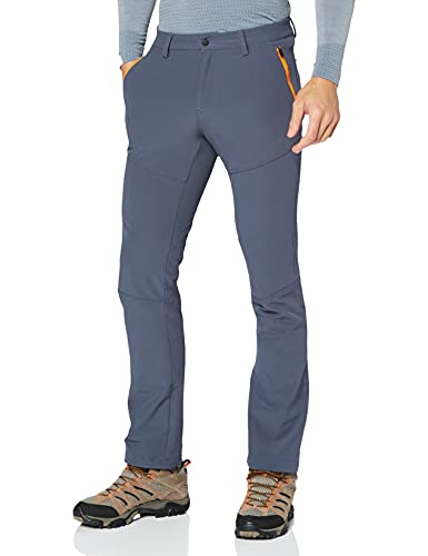 SALEWA Puez Dolomitic, Pantaloni Uomo, Ombre Blue/4570, 48/M