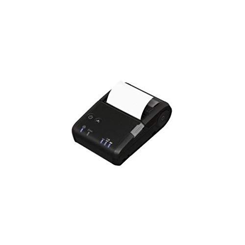 Epson TM P20 - Imprimante de reçus - Thermique en Ligne - Rouleau (5,75 cm) - 203 x 203 PPP - jusqu'à 100 mm/Sec - USB 2.0, Bluetooth - Noir