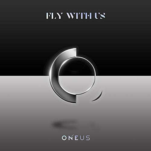 RBW ONEUS - Fly with US (3rd Mini Album) CD+96p Booklet+2Photocard+1Postcard+1Bookmark+8Lyrics Card+Folded Poster+Double Side Extra Photocards Set