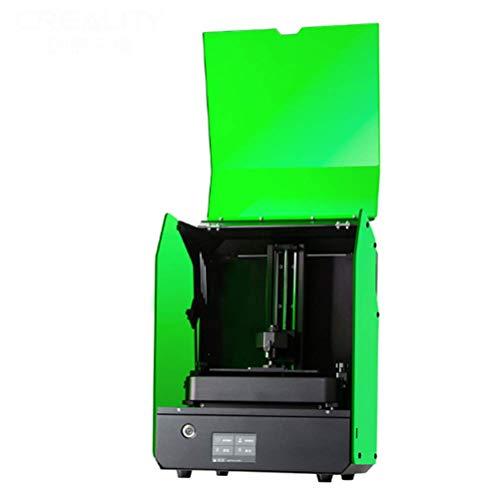 SHIJING Créateur de 3D LCD Grande Taille Haute précision photopolymérisation imprimante résine photosensible Dents Bijoux