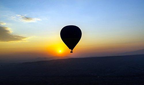 Ballonfahrt Morgenfahrt in Ganderkesee Geschenkgutschein - Ballonfahren mit Bestpreisgarantie