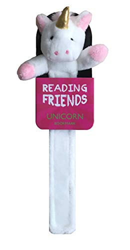 Unicorn Reading Friend Kids Animal Bookmark Great Gift for Girls and Boys Gift for Book Lover