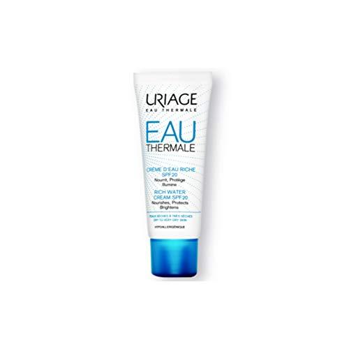 Uriage Eau Thermale Rich Water Cream LSF 20 Feuchtigkeitspflege, 40 ml