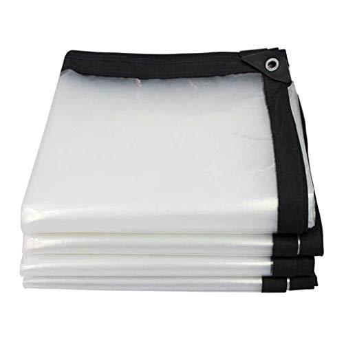 MTYLX Outdoor Multifunktions-Persenning, Windundurchlässig Kunststoff Mit Oesen Pflanze Isolierung Schuppen Tuch Regenschutz Kälte Schutz Schuppen Tuch,3Mx5M,3Mx5M