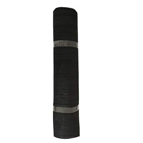ZAQI Rouleau de Tissu Anti-UV extérieur 80% Protection Contre Les Rayons UV pour Les Personnes, Les Animaux domestiques et la Maison Vert, Polyéthylène, 5mX50m