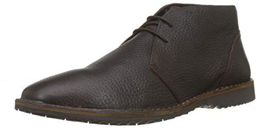 Geox Męskie buty U Zal A Desert Boots, brązowy - Braun Dk Coffee C6024-45 EU