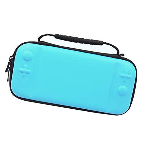 B Baosity Borsa Portatile Guaina Tasche da Viaggio Borsa per Nintendo Switch Lite - Blu