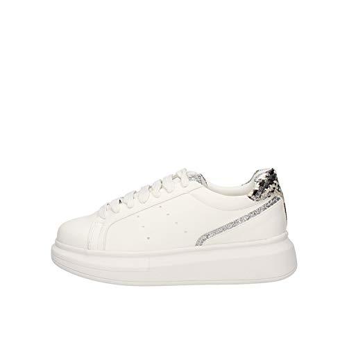 Gold&Gold Ga602 - Zapatillas deportivas para mujer Blanco Size: 38 EU