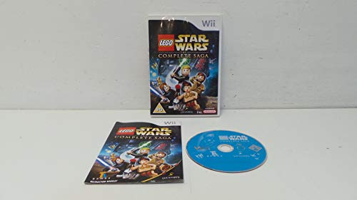 Lego Star Wars: The Complete Saga (Nintendo Wii) [Import UK]