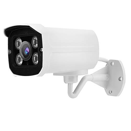BOTEGRA Cámara de Seguridad para el hogar remota para teléfono móvil Cámara IP Impermeable al Aire Libre WiFi Cámara inalámbrica para Seguridad en el hogar(100-240V European Standard, Transl)