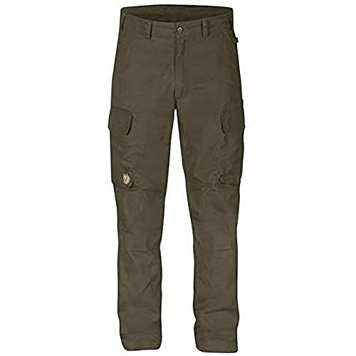 Fjällräven Herren Brenner Pro Trouser M Sport Trousers, Dark Olive, 56