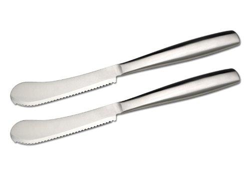 chg 9829-00 Frühstücksmesser 2 Stück Länge: 23 cm