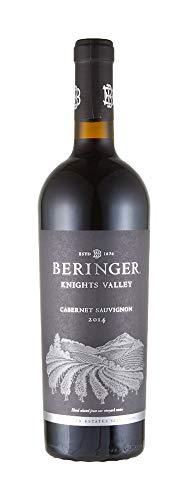 Beringer Cabernet Sauvignon Knights Valley 2013/2014 trocken (1 x 0.75 l)