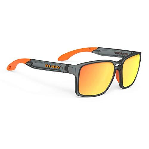 Rudy Project Spinair 57 Glasses, Frozen Ash - RP Multilaser Orange