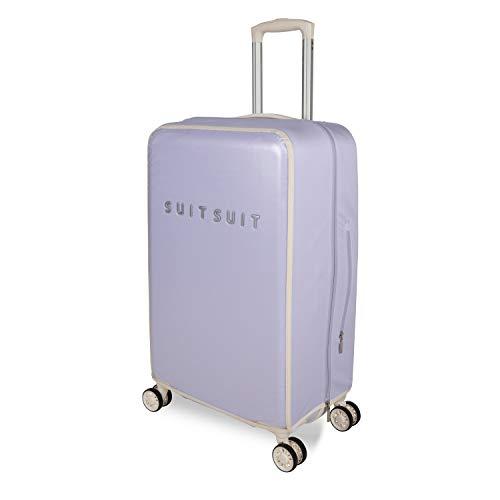 SUITSUIT - Fabulous Fifties - Paisley Purple Beschermhoes (66cm)